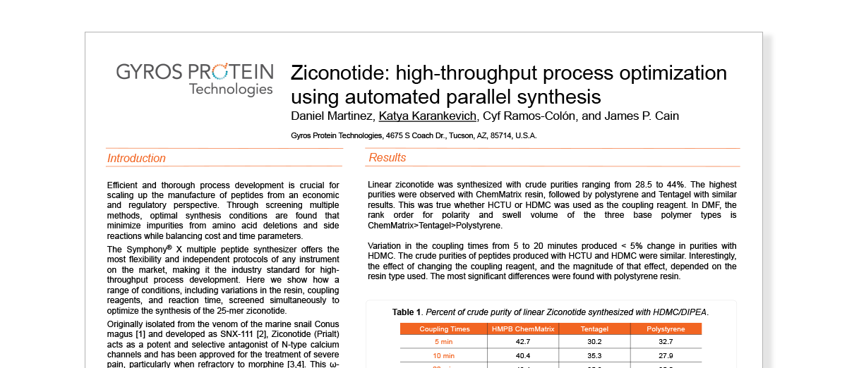 Poster: High-throughput parallel synthesis optimization of